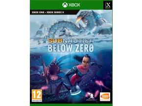 XONE/XSX Subnautica: Below Zero CZ