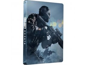 PS3 Call of Duty: Ghosts + SteelBook