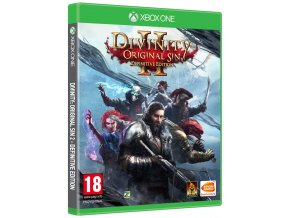 Xbox One 7 Divinity: Original Sin 2 (Definitive Edition)