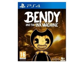 PS4 7 Bendy and the Ink Machine