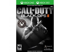 Xbox 360 Call of Duty: Black Ops 2