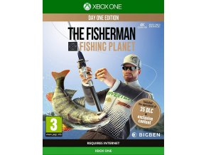 Xbox One The Fisherman Fishing Planet (D1 Edition)