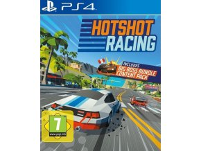 PS4 Hotshot Racing
