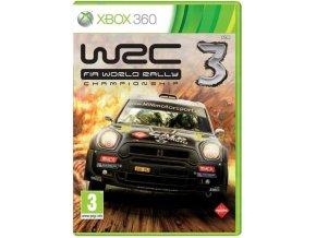 Xbox 360 WRC 3: FIA World Rally Championship