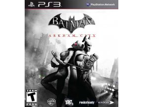 PS3 Batman: Arkham City