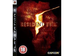 PS3 Resident Evil 5