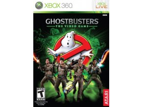 Xbox 360 Ghostbusters The Video Game