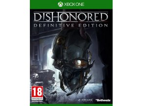 Xbox One Dishonored (Definitive Edition)
