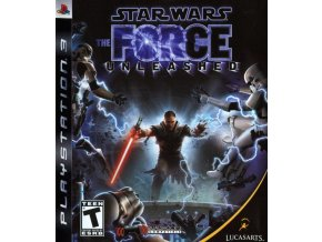 PS3 Star Wars: The Force Unleashed