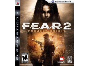 PS3 FEAR 2: Project Origin