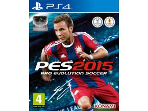 Pro Evolution Soccer 2015 (Day One Edition)