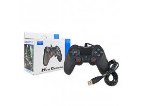 PS4 ovladač drátový