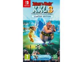 Nintendo Switch Asterix & Obelix XXL 3: The Crystal Menhir