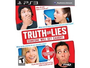 PS3 Truth or Lies