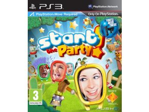 PS3 Start the Party! (Move)