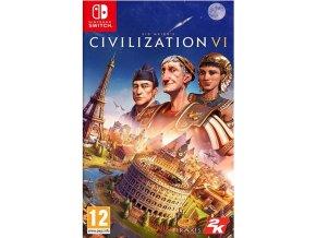 Nintendo Switch Civilization VI