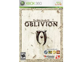 Xbox 360 The Elder Scrolls IV: Oblivion