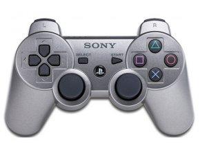 Sony Dualshock 3 Silver