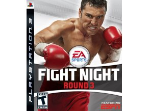 PS3 Fight Night Round 3