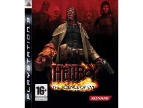 PS3 Hellboy: The Science of Evil