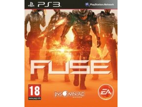 PS3 Fuse