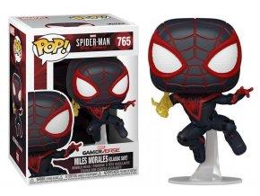 Funko POP! 765 Marvel: Spider-Man Miles Morales - Classic Suit