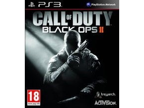 PS3 Call of Duty: Black Ops 2