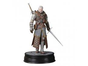 Dark Horse Witcher 3: Wild Hunt PVC Statue Geralt Grandmaster Ursine 24 cm