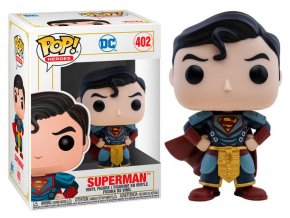 POP! 402 Heroes: DC Comics - Superman Imperial Palace