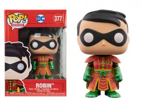 POP! 377 Heroes: DC Comics - Imperial Palace Robin
