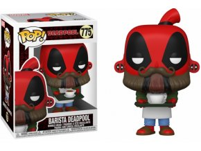 POP! 775 Marvel: Deadpool - Barista Deadpool