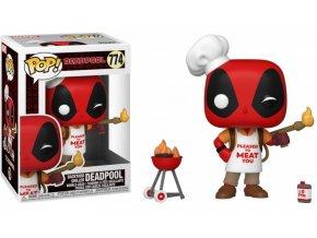 POP! 774 Marvel: Deadpool - Backyard Griller Deadpool