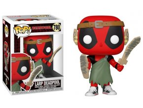 POP! 780 Marvel: Deadpool - L.A.R.P. Deadpool