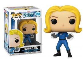 POP! 558 Marvel: Fantastic Four - Invisible Girl