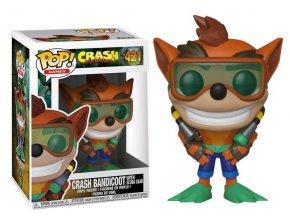 POP! 421 Games: Crash Bandicoot - Scuba Crash
