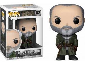 POP! 62 TV: Game of Thrones - Davos Seaworth
