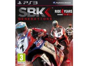 PS3 SBK Generations