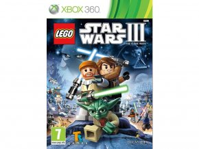 Xbox 360 LEGO Star Wars 3: The Clone Wars