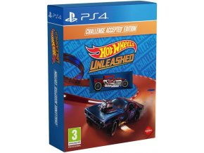 PS4 Hot Wheels Unleashed: Challenge Accepted Edition