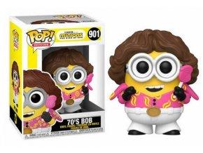 POP! 901 Movies: Minions II - Seventies Bob