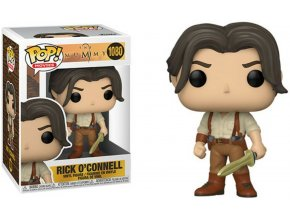 Funko POP! 1080 Movies: The Mummy (2008) - Rick O'Connell