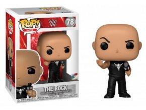 Funko POP! 78 WWE - The Rock