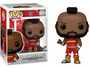 Funko POP! 80 WWE - Mr. T