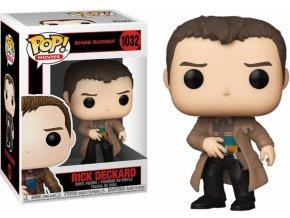 Funko POP! 1032 Movies: Blade Runner - Rick Deckard