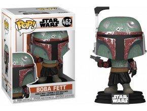 Funko POP! 462 Star Wars: The Mandalorian - Boba Fett