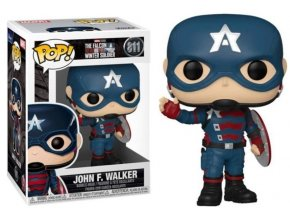 POP! 811 Marvel: The Falcon and The Winter Soldier - John F. Walker