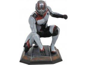 DIAMOND SELECT TOYS Marvel Gallery: Avengers Endgame Quantum Realm Ant-Man 23 cm