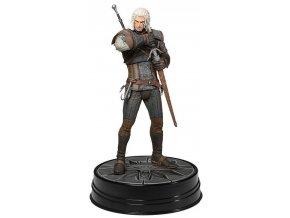 Dark Horse Witcher 3: Wild Hunt PVC Statue Geralt Hearts of Stone 24 cm