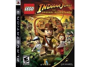 PS3 LEGO Indiana Jones: The Original Adventures