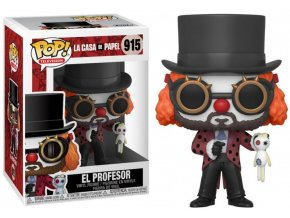 POP! 915 TV: La Casa De Papel - El Profesor